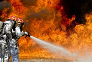 Firefighting Thermal Imaging Camera