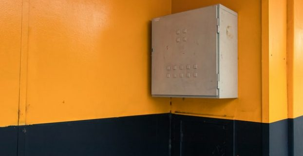Hide Electrical Panel Breaker Box Cover Ideas